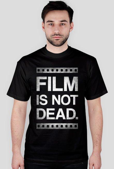 FILM IS NOT DEAD - Koszulka fotograficzna w Camwear
