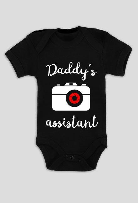 Daddy's assistant - body foto Camwear