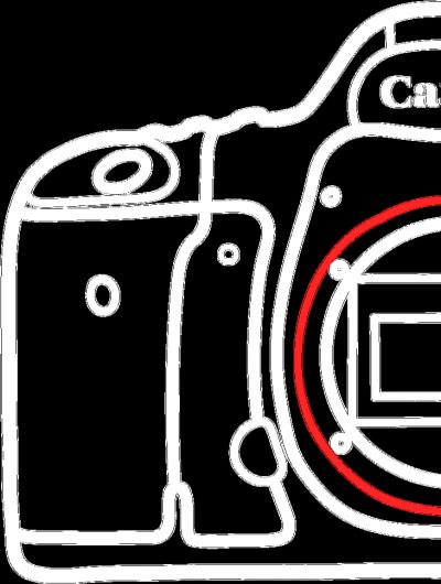 PARA CANON - koszulka fotograficzna dla par fotografów