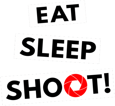 EAT SLEEP SHOOT! - Bluza foto w Camwear
