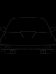 JEŻDŻĘ KLASYKIEM GARDZĘ PLASTIKIEM BMW E30 VAG