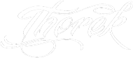 THOREK THUNDER COLLECTION | KOSZULKA - CZARNA