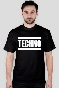 """Koszulka męska """"Techno"""""""