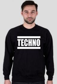"""Bluza meska """"Techno"""""""