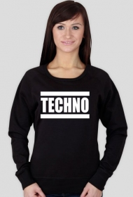 "Bluza damska ""Techno"""