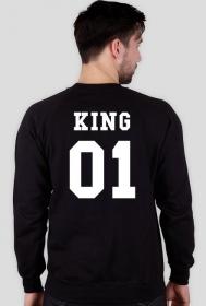 """Bluza meska """"King"""""""