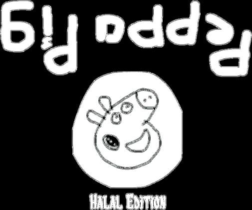 Peppa Pig Halal Edition