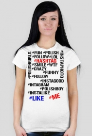 Koszulka HashTag