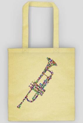 Trąbka - torba