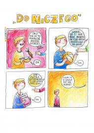 Komiks Do niczego