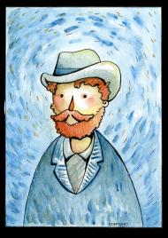 Torba Vincent van Gogh