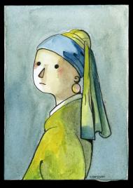 Torba Dziewczyna z perłą