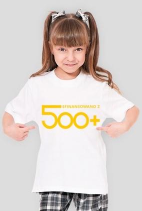Jestem 500+ i jestem z tego dumny!