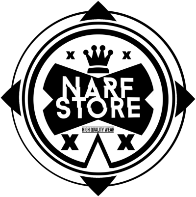 T-SHIRT - Narf Store (Biała)