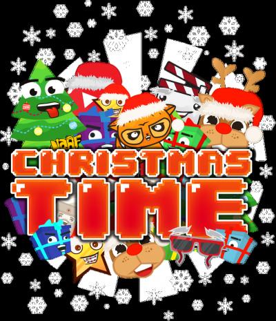 Christmas Time - Zimowa Bluza