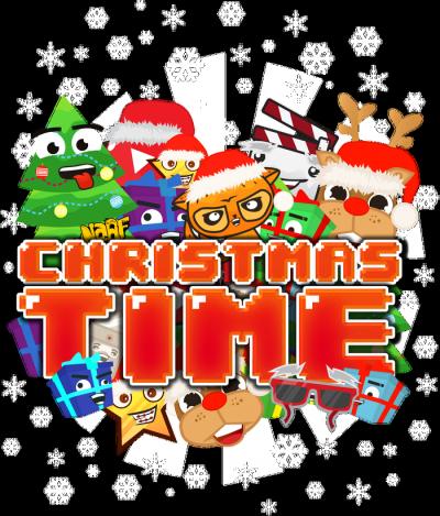 Christmas Time - Koszulka damska