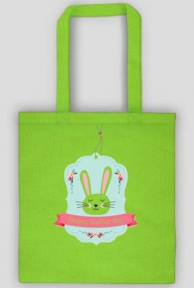 Torba - królik - Wielkanoc