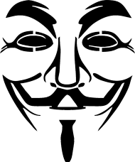 Anonymous vendetta