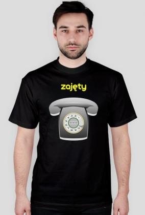 Koszulka zajętego faceta