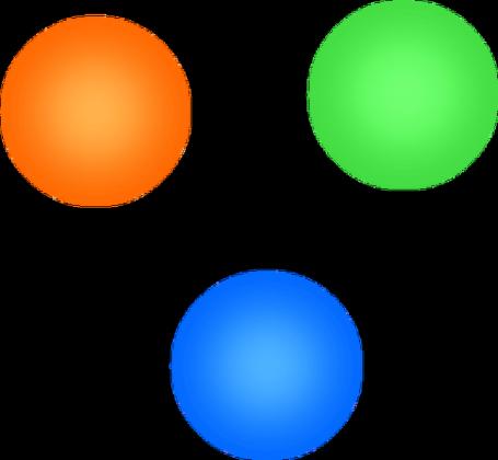 Trzy kolorki