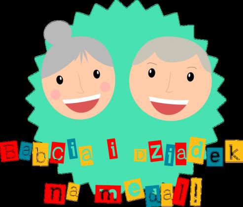 BABCIA I DZIADEK NA MEDAL - Poszewka na poduszkę MuodeMotywy