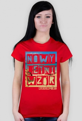 NOWY LETNI WZÓR vol.3 - Koszulka MuodeMotywy