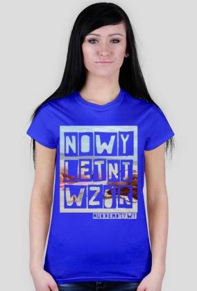 NOWY LETNI WZÓR vol.5 - Koszulka MuodeMotywy