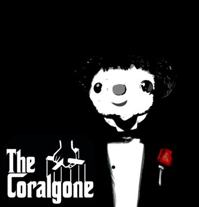 The Coralgone - Miś Coralgol - Koszulka MuodeMotywy