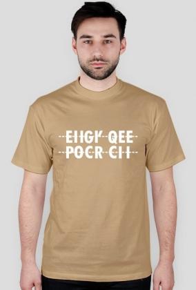 FUCK OFF - Koszulka MuodeMotywy