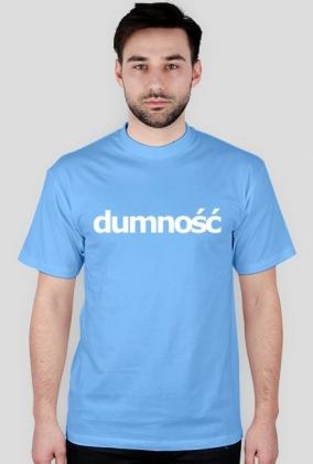 dumność - Koszulka męska MuodeMotywy