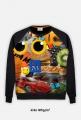 Bluza-kolaż dziecięca - Bluza FullPrint MuodeMotywy