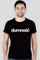 dumność - Koszulka męska slim MuodeMotywy