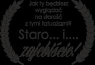 Bluza Staro i Zajebiście :)