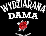 """Bluza""""Wydziarana Dama"""""""
