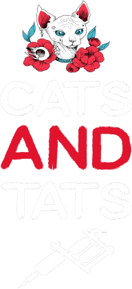 "Bluza ""Cats and Tats"""