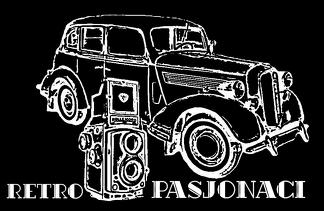 Retro Pasjonaci - logo