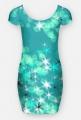 zimowe święta sukienka