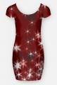 świąteczny nastrój sukienka