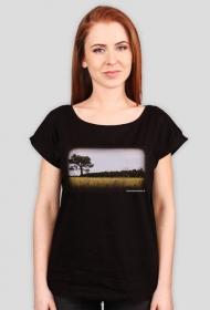 Mazowieckie Pejzaże: Adelin - koszulka damska