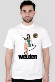 "Koszulka ""welder"" Wiosna"