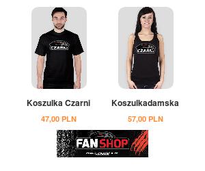 ENERGA CZARNI fanshop