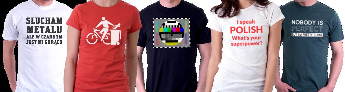 InneKoszulki.pl - Fajne koszulki z nadrukiem