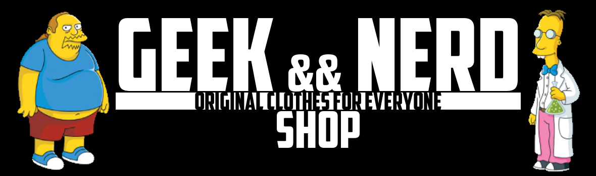 Geek and Nerd Shop