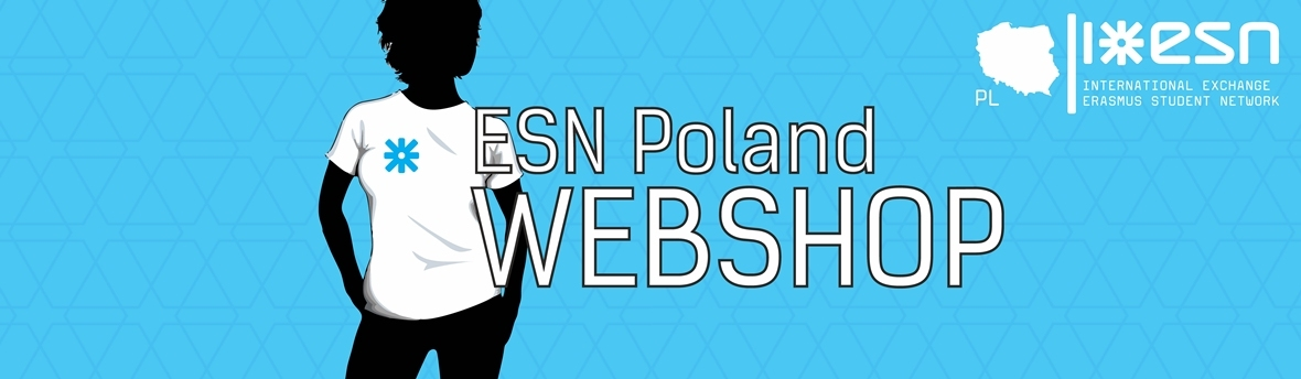 Webshop of ESN Poland