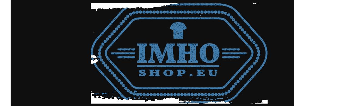 IMHOshop - sklep z koszulkami inspirowanymi grami i nie tylko