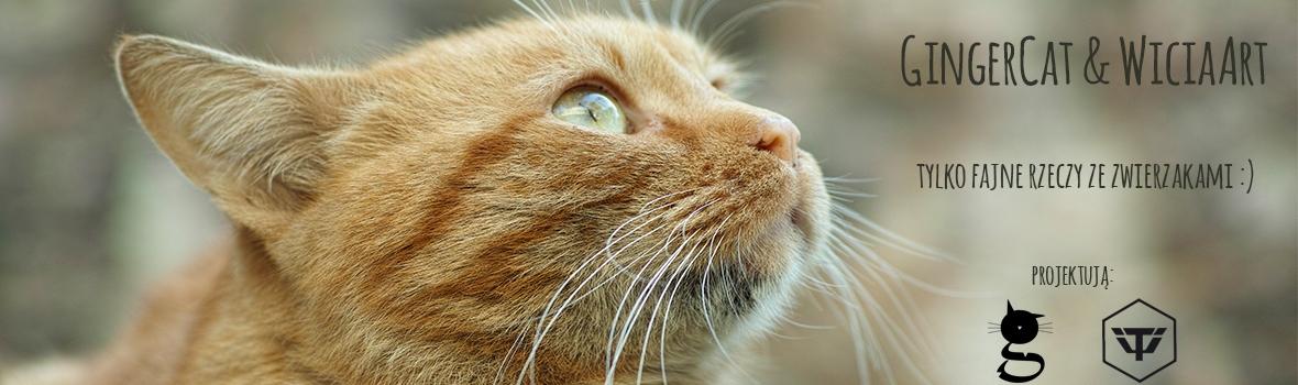 GingerCat-WiciaArt