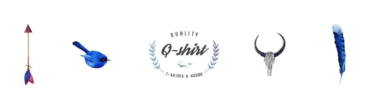 Q-shirt | koszulki z nadrukami