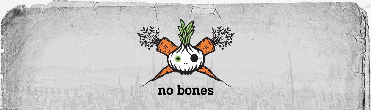 No Bones Vegan Food