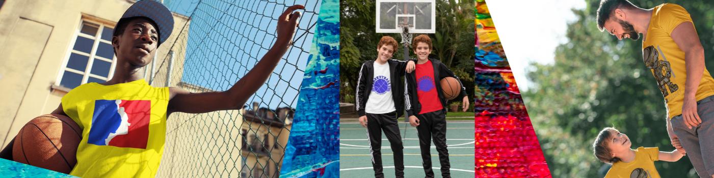 Basketball and Fashion