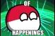 OF HAPPENINGS